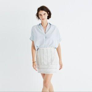Madewell gamine skirt size 12